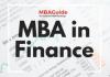 2021 Best MBA Programs in Finance – GMAT Scores, Salaries, Rankings
