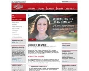 Arkansas State University MBA from AR