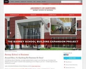 MBA in Data Analytics from University of Hartford