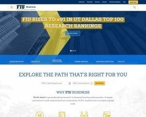 Florida International University MBA from FL