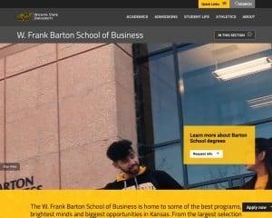 Wichita State University MBA from KS