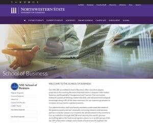 Northwestern State University of Louisiana MBA from LA