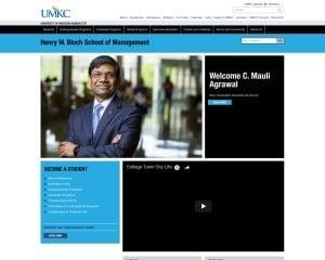 University of Missouri-Kansas City MBA from MO