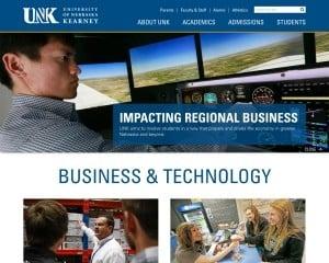 University of Nebraska at Kearney MBA from NE