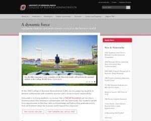 University of Nebraska at Omaha MBA from NE