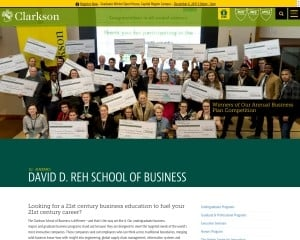Clarkson University MBA from NY