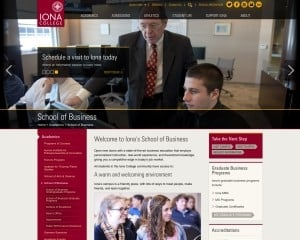 Hagan School of Business at Iona College MBA Program in New Rochelle, NY