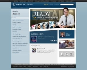 Ithaca College MBA from NY