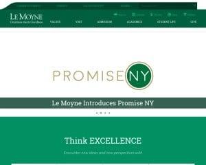 Madden School of Business at LeMoyne at Le Moyne College MBA Program in Syracuse, NY