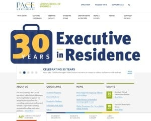 Pace University MBA from NY