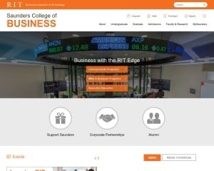 Rochester Institute of Technology MBA from NY