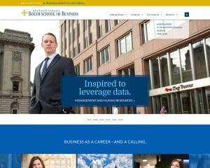 John M. and Mary Jo Boler School of Business at John Carroll University MBA Program in University Heights, OH