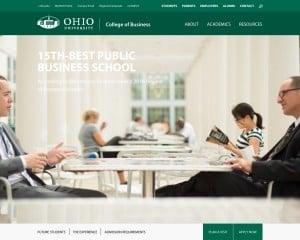 Ohio University MBA from OH