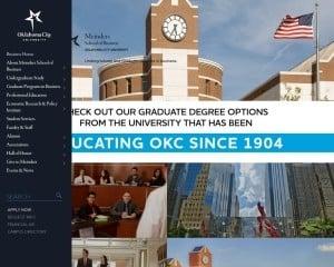 Oklahoma City University MBA from OK