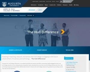 Augusta University MBA from GA